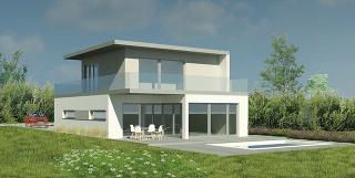 Projekt rodinného domu IVONA