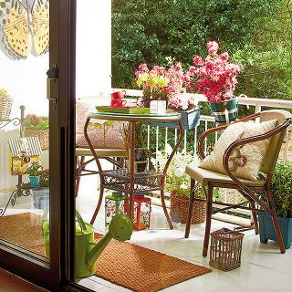Ako chrániť balkón a