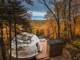 Ekologické bývanie s maximálnym komfortom a uprostred prírody?