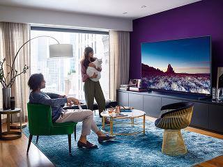 Televízor 8K QLED predstavila spoločnosť Samsung koncom augusta na veľtrhu IFA 2018 ako dlhodobú víziu, ktorej cieľom je zameranie sa na 8K rozlíšenie – 7680 × 4320 pixelov – ako na najdetailnejší anajvernejší obraz, aký je na trhu kdispozícii. 8K techn