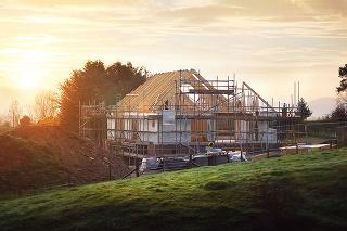 Stavbu domu si dopredu