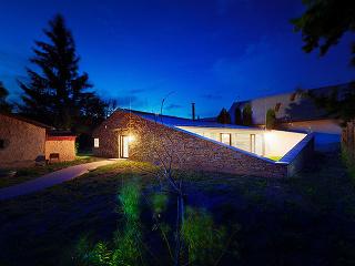 Dom pre kňaza v Dražovciach