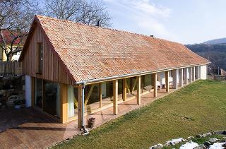Rekonštrukcia rodinného domu v Štiavnický vrchoch