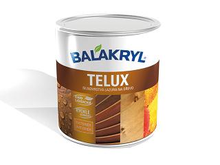 Lazúra TELUX od Balakrylu