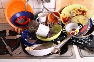Zlozvyky pri upratovaní domácnosti