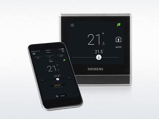 Inteligentný priestorový termostat RDS110