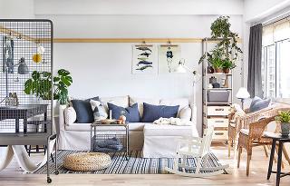 Aj malá obývačka má svoje hranice. Vbyte, ktorý má samostatnú jedáleň alebo má zabezpečené stolovanie vkuchyni, by nemala mať rozlohu menšiu ako 16 m2. Ak je väčšia ako 20 m2, pri dobrom plánovaní sa vám do nej zmestí ešte aj niečo navyše – napríklad mi
