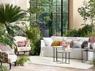 Ako vdýchnuť vašej obývačke