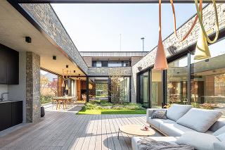 terasa rodinného domu