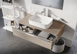 Univerzálna skrinka pod umývadlo
