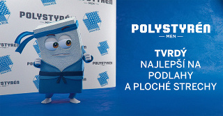 Polystyrén Tvrdý – na podlahy a ploché strechy