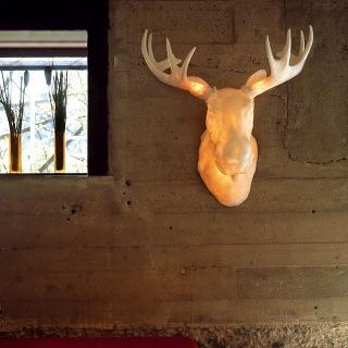 Obývačka v lofte -