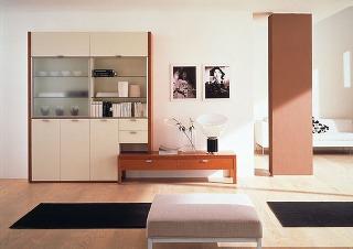 Farebnosť obývacej izby
