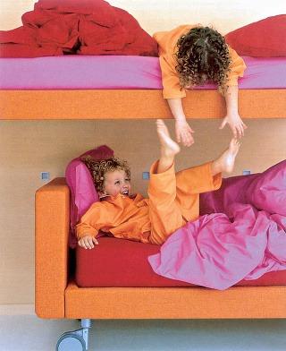 Detská izba s ohľadom
