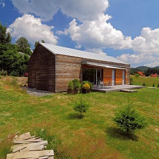 Dom v chránenej krajinnej