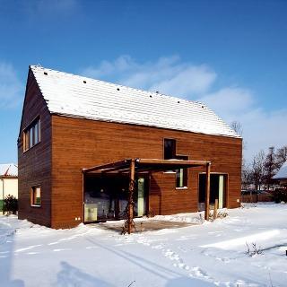 Jednoduchý dom za rozumnú