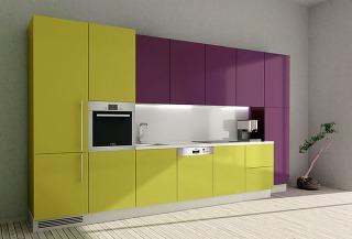 Kuchyňa v priestore