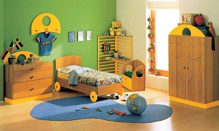 Detská izba má rásť