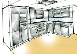 Znovu kuchyňa … a
