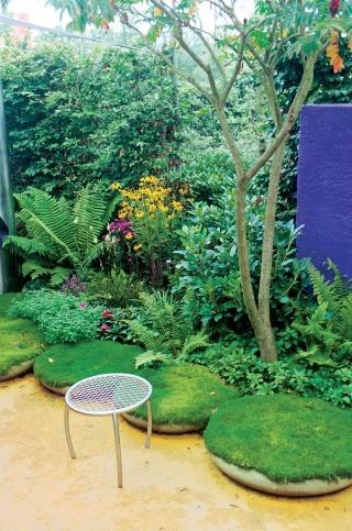 Záhrada v štýle feng-šuej
