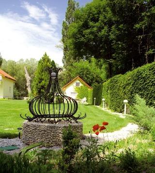 Záhrada takmer na konci