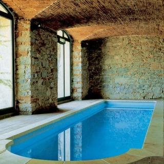 Bazén pod vlastnou strechou