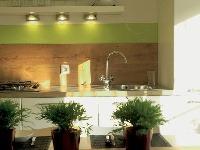 Umenie dekorácie. Zelená farba