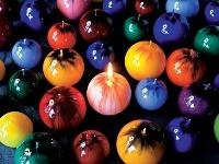 Dúhové guľôčky tisícich farieb