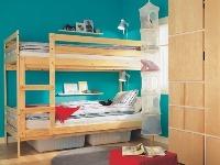 Rám poschodovej postele Tordal