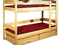 Poschodová posteľ Paťa 2