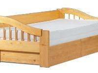 Rozťahovacia posteľ DD 90+90