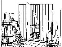 Sauna ako striedavý kúpeľ