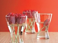 Sklenená váza Vasen, dizajn