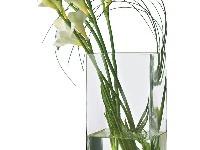 Váza Rektangel z fúkaného
