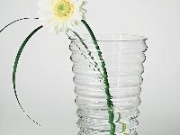 Váza Pamp z fúkaného