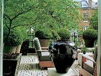 Záhrada na poschodí alebo