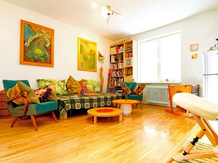 obývacie izby