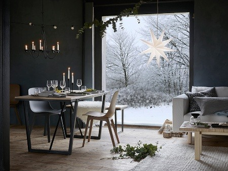 Vianočné dekorácie po celý