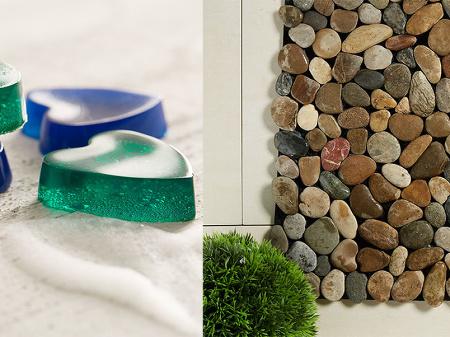 Oživte kúpeľňu vlastnoručne vyrobenou