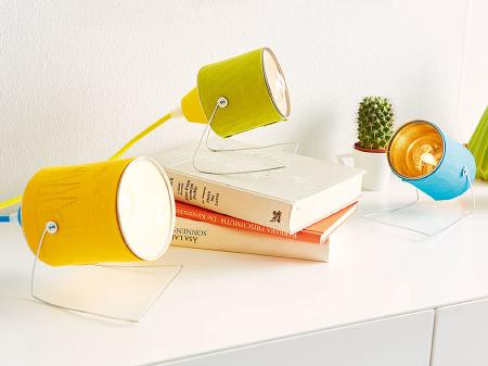 lampa z plechovky