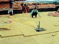 Zateplenie plochej strechy polystyrénom
