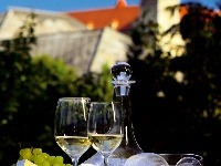 Poháre na víno rona