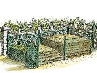Kompost z trávy