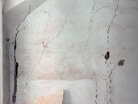 Väčšie praskliny v múroch