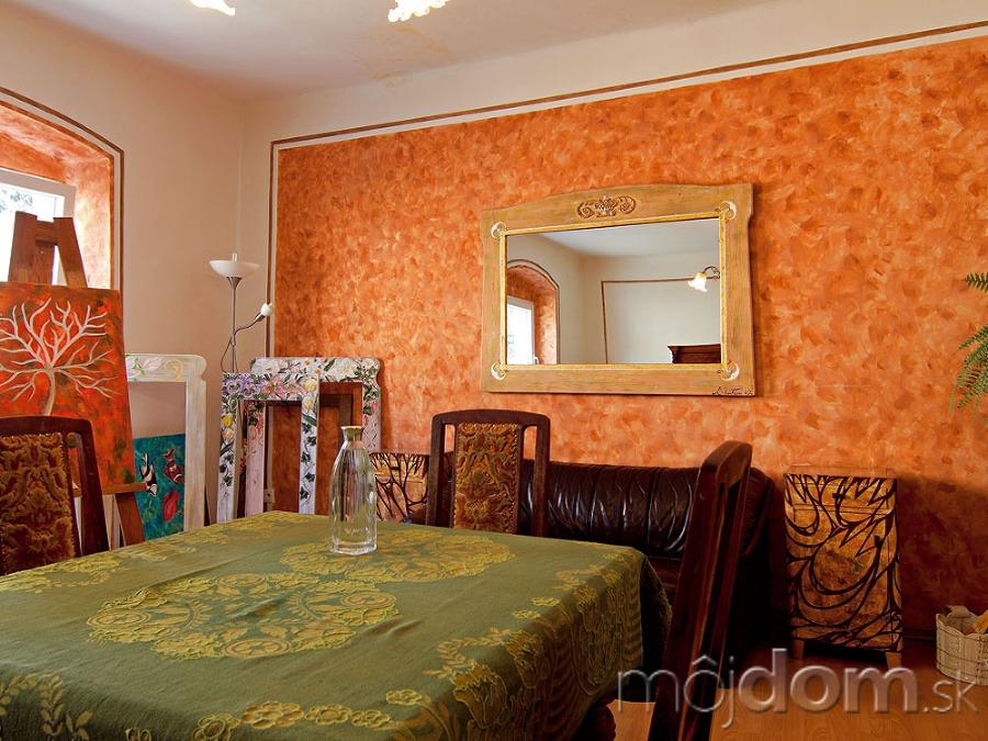 0ad143819 Vlastnoručne zrekonštruovaný vinársky domček v Pezinku – galéria | Mojdom.sk