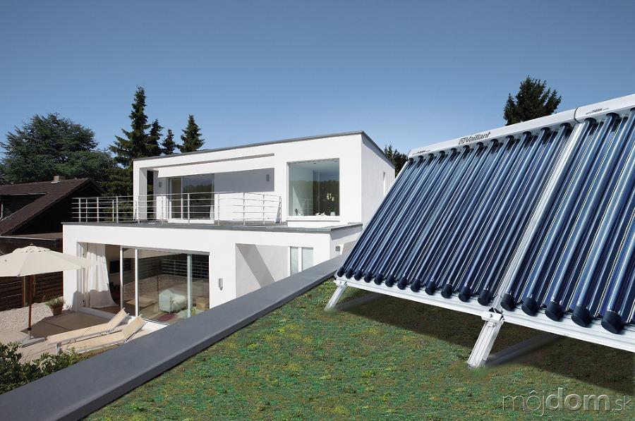 30be76a34 Premeňte slnečné žiarenie na teplo pre váš rodinný dom – galéria | Mojdom.sk