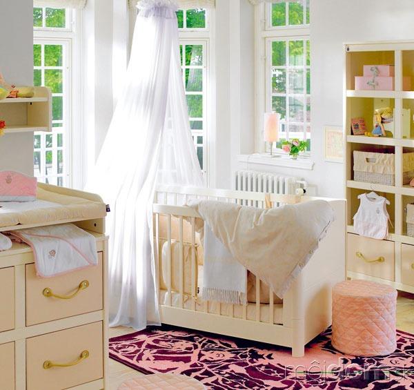 5241c7e1c704 Ako zariadiť detskú izbu pre bábätko