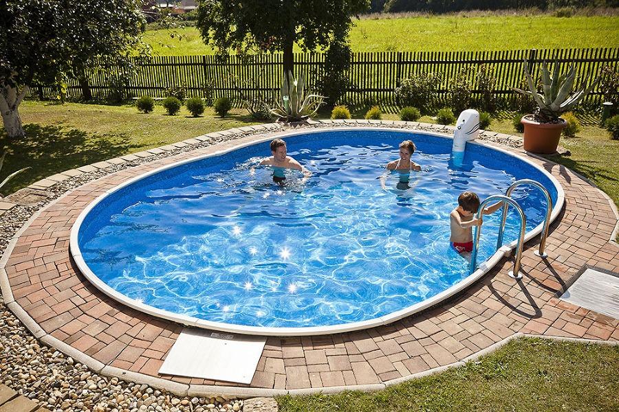 903a8a1512 Starostlivosť o bazén v lete