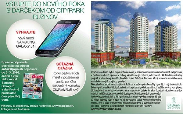 1fae4246c356 Vstúpte do nového roka s darčekom od CityPark Ružinov – galéria ...