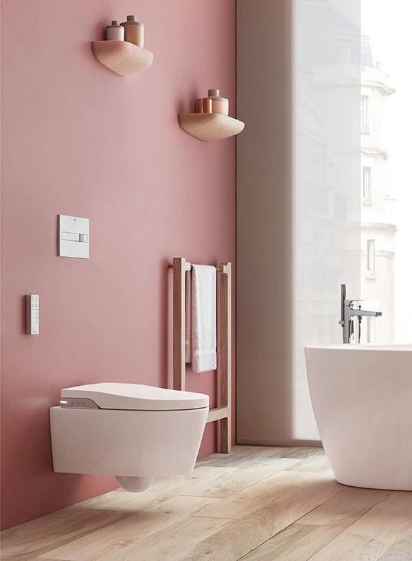 Luxusna Toaleta A Bidet V Jednom Galeria Mojdom Sk